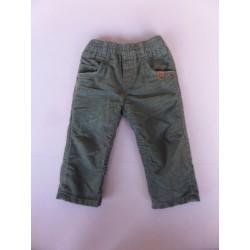 Pantalon velours Catimini 18 mois