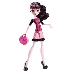 Monster High Draculaura - Scaris Travel City Of Frights