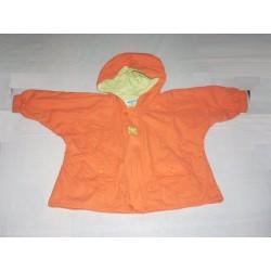 Manteau coupe vent doublé 6 mois