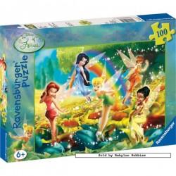 Neuf ! Puzzle 100 pièces Disney Fairies Ravensburger