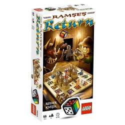 Ramses Return, LEGO Games