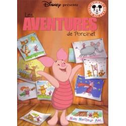 Les Aventures de Porcinet Club Mickey du Livre