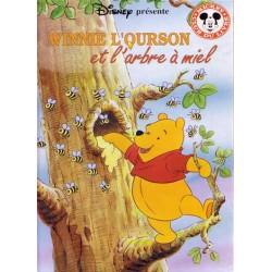 Winnie l'Ourson et l'arbre à Miel Club Mickey du Livre