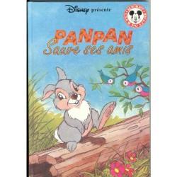 Panpan sauve ses amis Club Mickey du Livre
