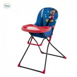 Chaise haute  Mac Baby Mickey de Hauck