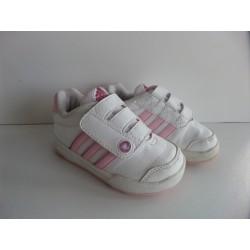 Baskets fille Adidas pointure 21