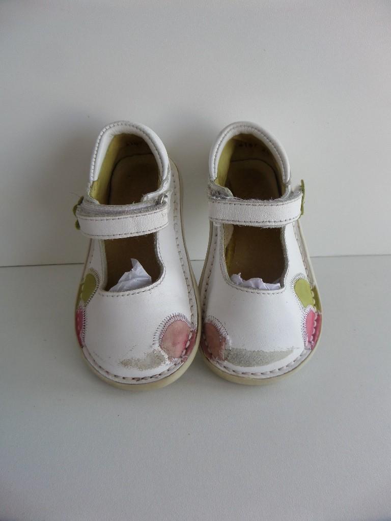 vente en ligne texture nette grande vente Ballerine bébé fille pointure 21 - Caillou Flacoti