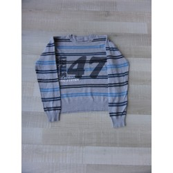 Pull maille In Extenso taille 14 ans