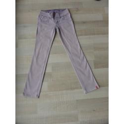 Jean droit soft grey Esprit taille 32 (42 fr)