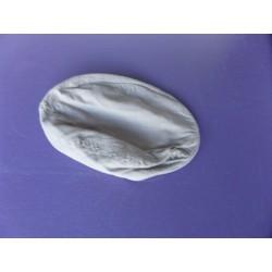 Béret lin doublé coton garçon 18 mois