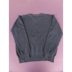 Pull maille Devred pur laine taille S