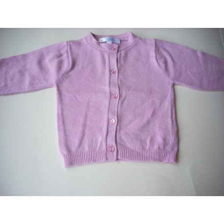 Cardigan fille 1 mois