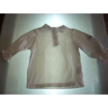 Tee-shirt fille Obaibi 3 mois