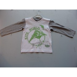 Tee-shirt manches longues 6 ans
