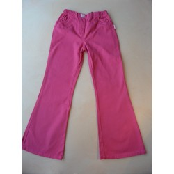 Pantalon denim rose 10 ans
