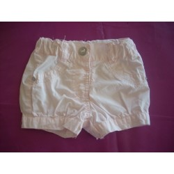 "Shorts roses ""Kimbaloo"" 6 mois"