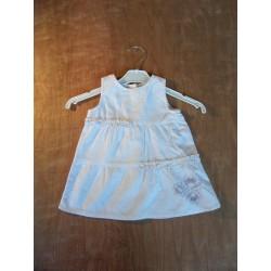 Robe lin et coton 0101 an