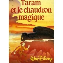 Taram et le chaudron magique, Walt Disney