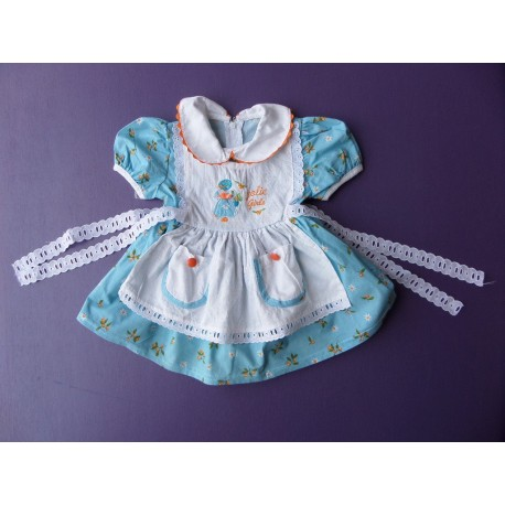 Robe de princesse 6 mois