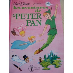 Les Aventures de Peter Pan (Collection vermeille)
