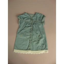 Robe Kitchoun coton 1 an