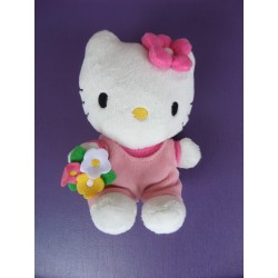 Peluche Hello Kitty 20 cm environ