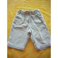 Pantalon velours Jacadi 6 mois