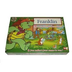TF1 Games - jeu de société - Franklin, mon premier jeu d'aventures