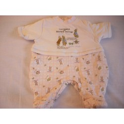 Ensemble Beatrix Potter 3 mois