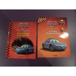 Neuf !  Cars livre + livre d'activité