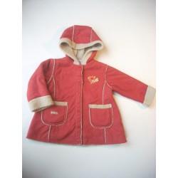 Manteau fille LCDP 2 ans