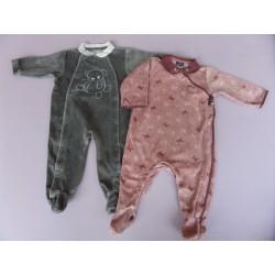 Lot pyjamas avec Sergent Major 6 mois