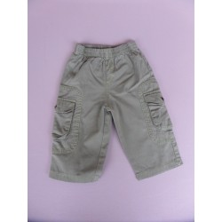 Pantalon battle toile 1 an